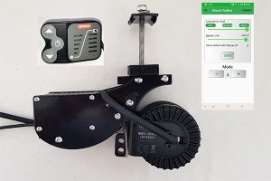 Gboost V6 Platin motor kit w.o. batterie